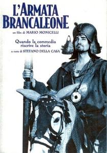 O Incrível Exército de Brancaleone - Poster / Capa / Cartaz - Oficial 1