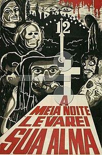 À Meia-noite Levarei Sua Alma - Poster / Capa / Cartaz - Oficial 3