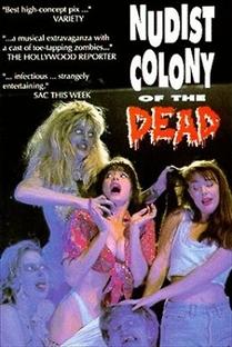 Nudist Colony of the Dead - Poster / Capa / Cartaz - Oficial 1