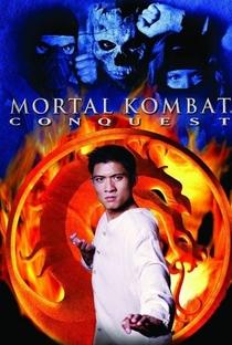 Mortal Kombat: A Conquista (1ª Temporada) - Poster / Capa / Cartaz - Oficial 2
