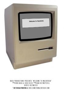 Welcome to Macintosh - Poster / Capa / Cartaz - Oficial 1