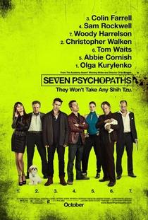 Sete Psicopatas e um Shih Tzu - Poster / Capa / Cartaz - Oficial 1