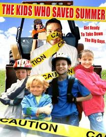 Os Garotos que Salvaram o Verão - Poster / Capa / Cartaz - Oficial 1