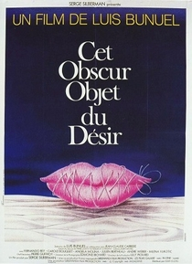 Esse Obscuro Objeto do Desejo - Poster / Capa / Cartaz - Oficial 4