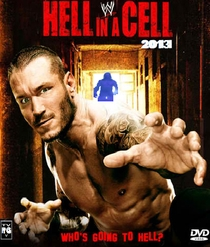 WWE Hell In a Cell - 2013 - Poster / Capa / Cartaz - Oficial 2