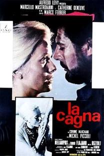 A Cadela - Poster / Capa / Cartaz - Oficial 2