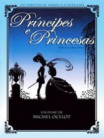 Príncipes e Princesas - Poster / Capa / Cartaz - Oficial 1