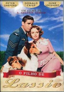 O Filho de Lassie - Poster / Capa / Cartaz - Oficial 3