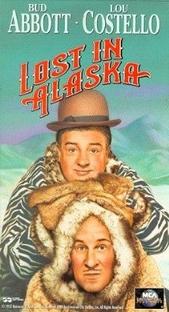 Abbott e Costello no Alasca - Poster / Capa / Cartaz - Oficial 1