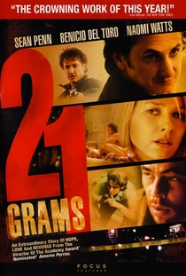 21 Gramas - Poster / Capa / Cartaz - Oficial 8