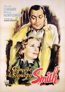 Sr. & Sra. Smith - Um Casal do Barulho - Poster / Capa / Cartaz - Oficial 2