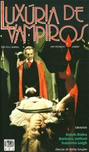 Luxúria de Vampiros - Poster / Capa / Cartaz - Oficial 2