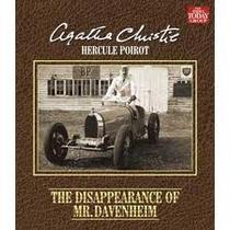 O Desaparecimento do Sr. Davenheim - Poster / Capa / Cartaz - Oficial 1