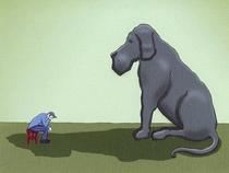Eu Tinha Um Cachorro Preto - Poster / Capa / Cartaz - Oficial 2