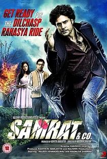 Samrat & Co. - Poster / Capa / Cartaz - Oficial 4
