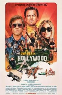 Era Uma Vez em... Hollywood - Poster / Capa / Cartaz - Oficial 5