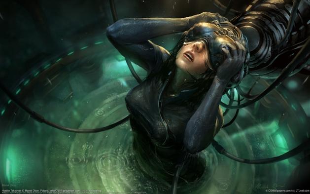 Cyberpunk: Um mundo de alta tecnologia, homens, máquinas e homens-máquinas!
