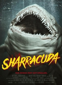 Sharracuda - Poster / Capa / Cartaz - Oficial 1