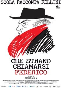 Que Estranho Chamar-se Federico - Poster / Capa / Cartaz - Oficial 1
