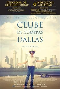 Clube de Compras Dallas - Poster / Capa / Cartaz - Oficial 4