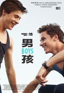 Boys - Poster / Capa / Cartaz - Oficial 9