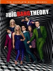 Big Bang: A Teoria (6ª Temporada) - Poster / Capa / Cartaz - Oficial 2