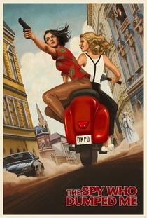 Meu Ex é um Espião - Poster / Capa / Cartaz - Oficial 8