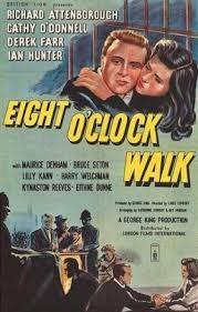 Eight O'Clock Walk - Poster / Capa / Cartaz - Oficial 1