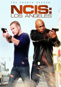 NCIS: Los Angeles (4ª Temporada) - Poster / Capa / Cartaz - Oficial 1