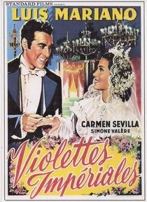 Violetas Imperiais - Poster / Capa / Cartaz - Oficial 5