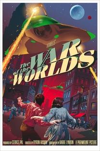 A Guerra dos Mundos - Poster / Capa / Cartaz - Oficial 1