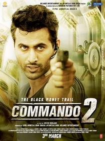 Commando 2 - Poster / Capa / Cartaz - Oficial 4