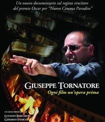 Giuseppe Tornatore - Cada Filme, uma Obra Prima - Poster / Capa / Cartaz - Oficial 1