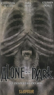 Alone in the Dark - O Despertar do Mal - Poster / Capa / Cartaz - Oficial 2