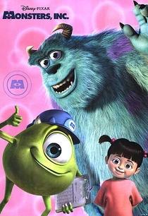 Monstros S.A. - Poster / Capa / Cartaz - Oficial 3