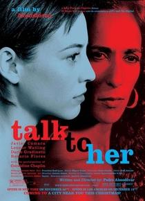 Fale com Ela - Poster / Capa / Cartaz - Oficial 4