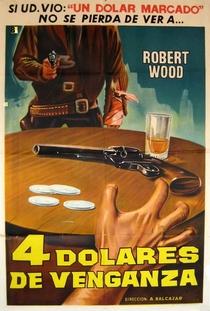 4 Dólares de Vingança para Ringo - Poster / Capa / Cartaz - Oficial 4