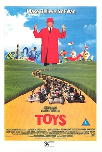 A Revolta dos Brinquedos - Poster / Capa / Cartaz - Oficial 4