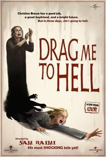 Arraste-me para o Inferno - Poster / Capa / Cartaz - Oficial 12
