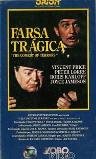 Farsa Trágica - Poster / Capa / Cartaz - Oficial 4