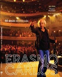 Erasmo Carlos - 50 anos de estrada - Poster / Capa / Cartaz - Oficial 1