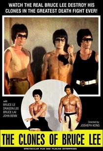 Os Clones de Bruce Lee - Poster / Capa / Cartaz - Oficial 1