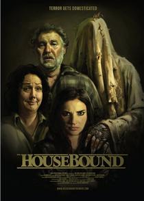 Housebound - Poster / Capa / Cartaz - Oficial 1