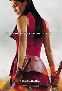 G.I. Joe: Retaliação - Poster / Capa / Cartaz - Oficial 9