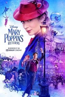 O Retorno de Mary Poppins - Poster / Capa / Cartaz - Oficial 5
