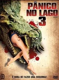 Pânico no Lago 3 - Poster / Capa / Cartaz - Oficial 3