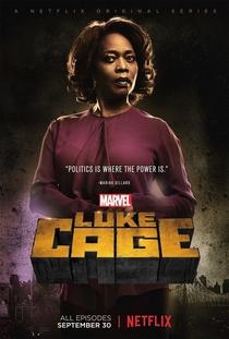 Luke Cage (1ª Temporada) - Poster / Capa / Cartaz - Oficial 8