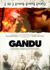 Gandu - Poster / Capa / Cartaz - Oficial 1