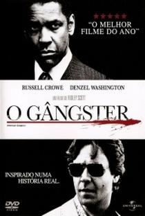 O Gângster - Poster / Capa / Cartaz - Oficial 2