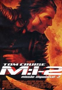 Missão: Impossível 2 - Poster / Capa / Cartaz - Oficial 10